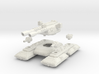 MG144-CT006 Eradicator Heavy Tank 3d printed