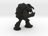 Angry Snapper 3d printed