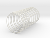 Oxygen Napkin Ring 3d printed