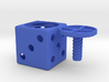 *ring holder dice cube 3d printed