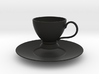 1/6 scale Tea Cup & saucer 3d printed