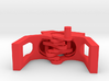 Engine. V-Twin with very visible moving parts 3d printed