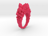 Crystal Ring size 6 3d printed