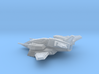 Space ship 02 3d printed