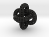 Borromean Rings 3d printed