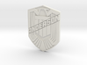 Anderson Badge with Your name 3d printed