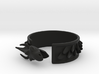 Dragon Cuff 3d printed