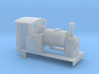 009 saddle tank loco 3d printed