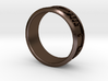 Ring old english - Fire : Air : Water : Earth 3d printed