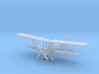 RAF B.E.12a 1:144th Scale 3d printed