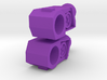 Deluxe Airachnid shoulder joint to hold RiD Arcee 3d printed