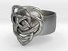 Celtic Mother's Knot Ring Size 7 3d printed
