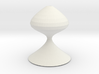chess pawn 2 3d printed