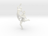 Dance LOVE Pendant-Earring 3d printed dancer couple