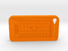iPhone 4 Football UT 3d printed