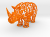 Digital Safari- Rhino (Small) 3d printed
