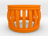 Basket Ring 3d printed