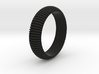 Medium Size - Cutted Ellipse Bracelet 3d printed