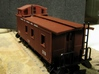 A29 N 'Bombay' roof caboose cupola for AthearnMDC 3d printed