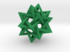 Five Tetrahedra Small 3d printed