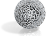 Voronoi_Sphere_big 3d printed