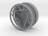 Iron man arc reactor without core 3d printed