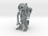 Mr Bones -- Articulated Skeleton 3d printed A little brittle with this material. In particular the arms.