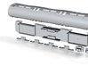 NT95TC 1:148 95 tube stock trailer car 3d printed