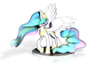 My Little Pony - Celestia (≈70mm tall) 3d printed