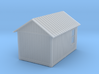 HO Scale Switchmen's Shanty 3d printed