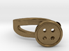 Buttonhole Ring 3d printed