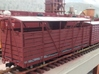 VR NARROW GAUGE CATTLE VAN NM(G/1:19 Scale) 3d printed