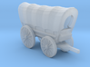 Covered Wagon (Z-Scale) 3d printed