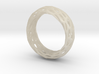 Trous Ring Size 8.5 3d printed
