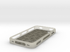 "iPhone Bumper with Portuguese Tiles - ""Azulejos Po 3d printed"