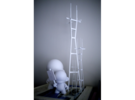 "Sutro (280mm / 11"" Tall) in White Strong & Flexible"