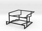 Sandard Deck Tray in Black Strong & Flexible
