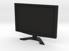 "Acer 22"" LCD - 1:12 scale in Black Strong & Flexible"