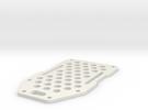 Armattan Morphite 180 Top Plate in White Strong & Flexible