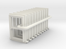 SS Medium Sash Windows Type 1 - 4mm in White Strong & Flexible