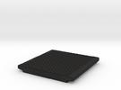 00 4mm FOOT CROSSING DT in Black Acrylic