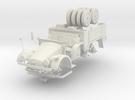 German WW2 Krupp Protze in 1:18 Scale in White Strong & Flexible