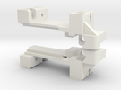 Card Rack Mount L & R in White Strong & Flexible