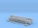 DBuza 747.3 - modernisierter Doppelstockwagen in Frosted Ultra Detail