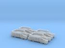 Light Assault Walker Transport Truck Platoon 6mm E in Frosted Ultra Detail