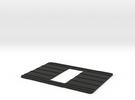 Gibson Grabber Pickup Slide Plate in Black Strong & Flexible