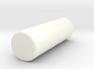 PRHI Solid Arm - Connector Peg (L/R) in White Strong & Flexible Polished