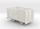 On16.5 W&L style sheep wagon in White Strong & Flexible