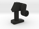 Mini-Fig Radiopost TS-401 in Black Strong & Flexible