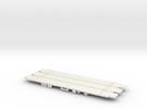 Amtrak Horizon Coach Underframe X 3 in White Strong & Flexible